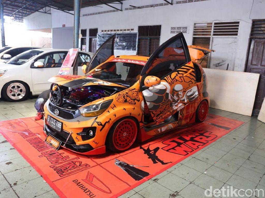 Mobil-mobil yang Eye Catching di Padang