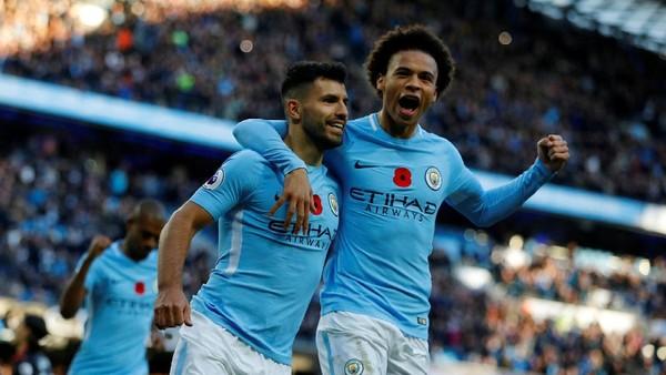 Manchester City Super Produktif
