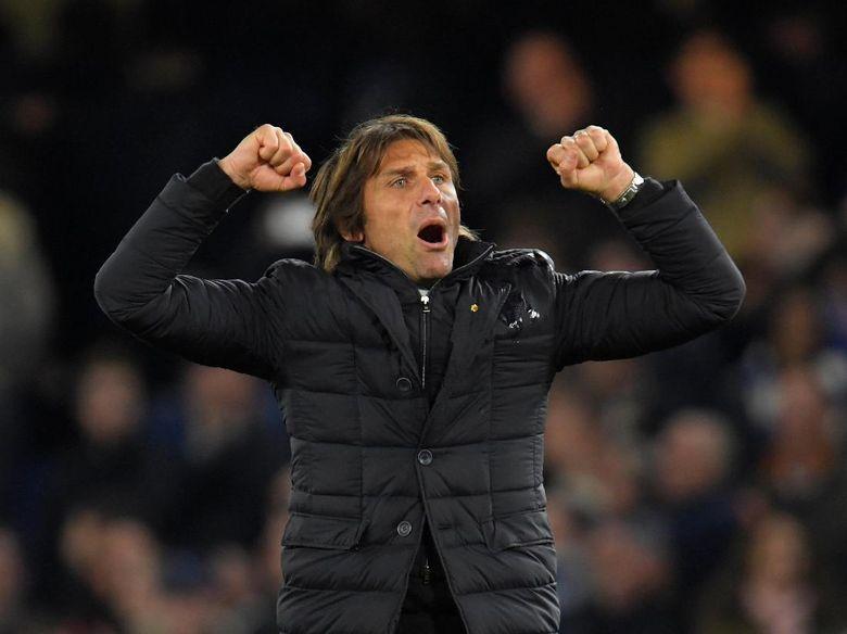 Conte: Salaman dengan Mourinho Tak Penting, Lebih Penting Menang