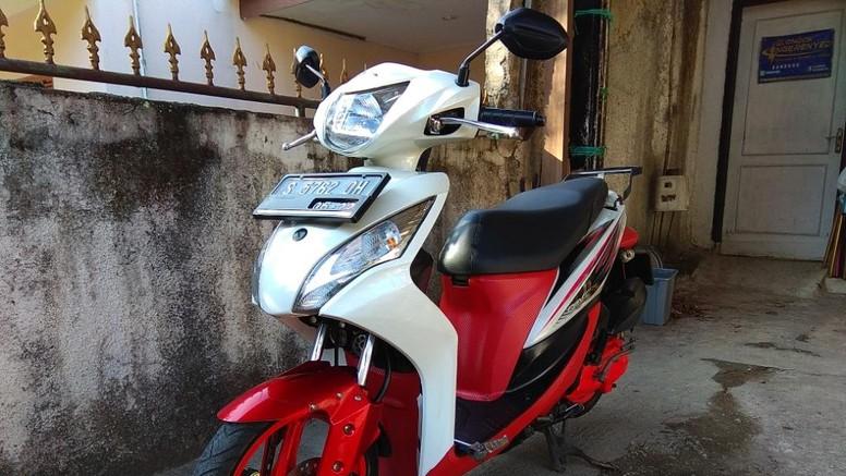 Honda Spacy Indonesia Elegant Riding