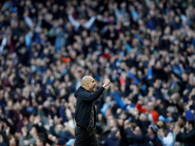 Guardiola akan Antar City Sesukses Barcelona