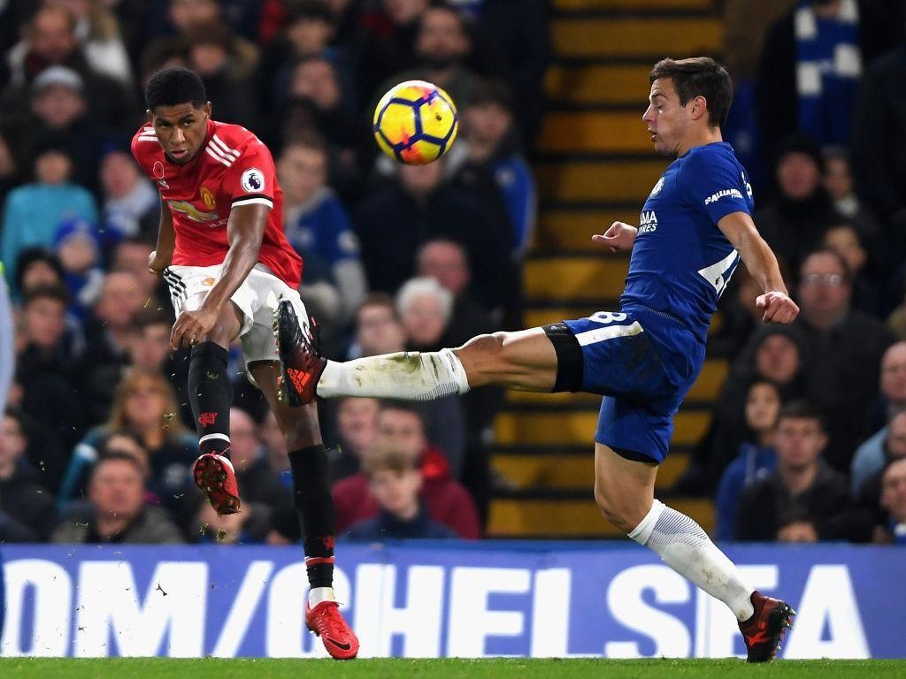 MU Vs Chelsea: Marcus Rashford Baru Satu Gol ke Gawang The Blues