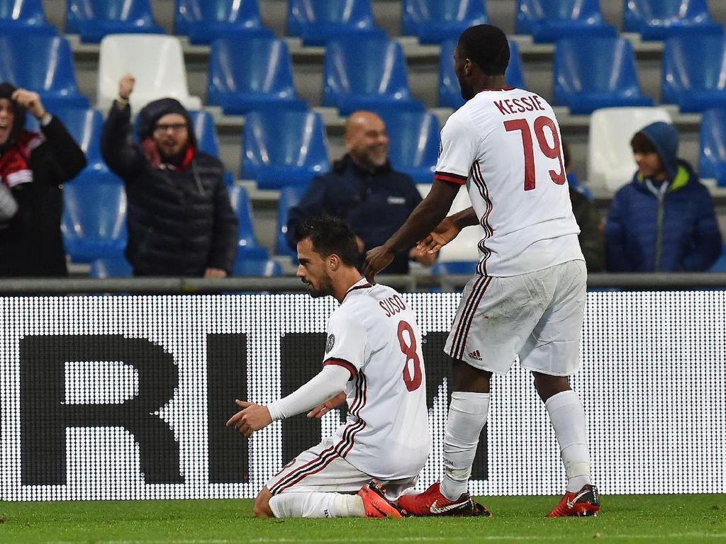 Montella Optimistis Milan Terus Membaik