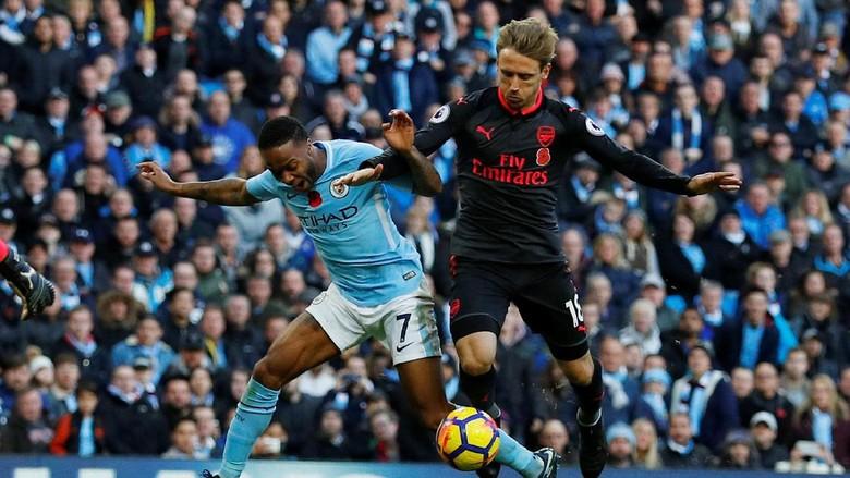 Wenger: City Bukan Tim yang Tak Terhentikan