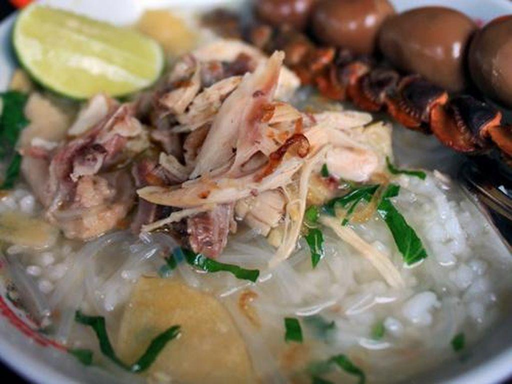 Tiga Kuliner Tradisional Favorit Bos OJK Wimboh Santoso