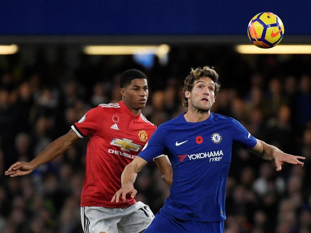 Chelsea Sulit untuk MU, Conte pun Sulit untuk Mourinho