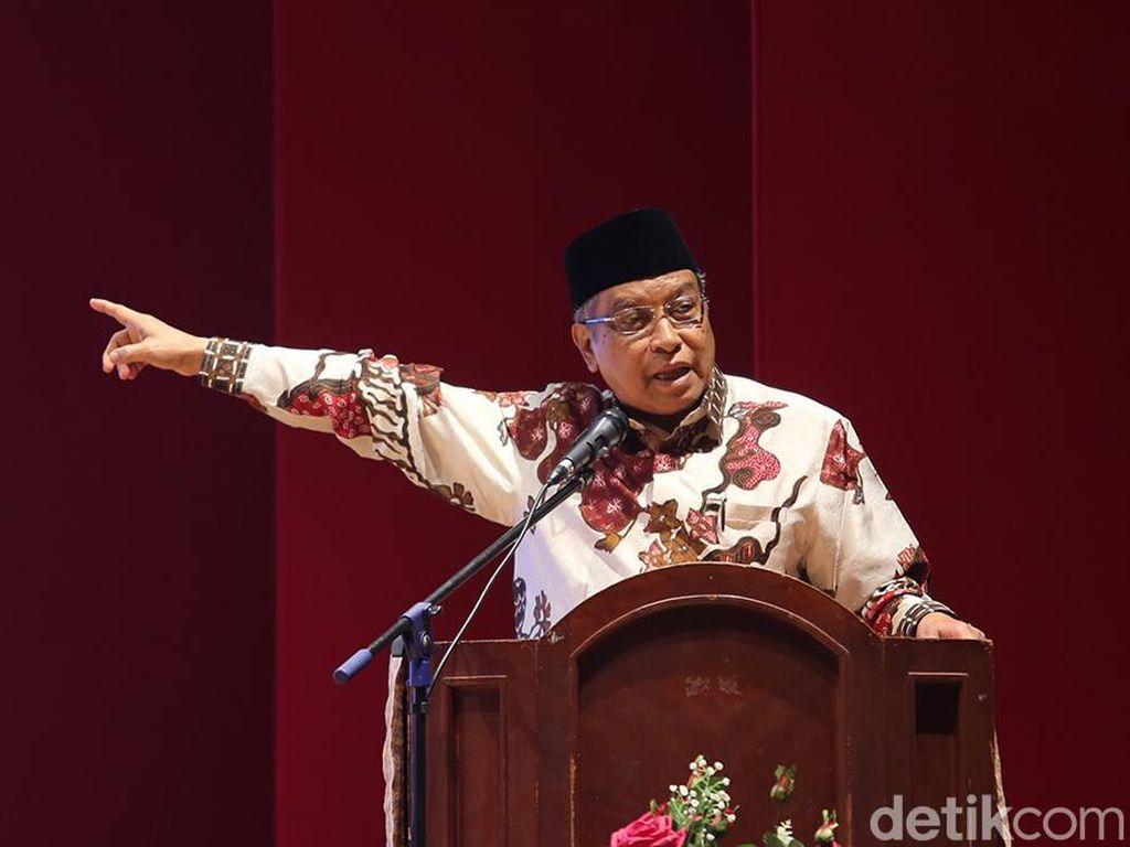 Said Aqil Tak Surut di Tengah Kontroversi Imam Harus NU