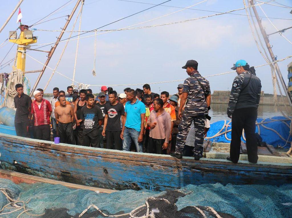 Cerita Nelayan Aceh Ditahan India di Atas Kapal Selama Tiga Hari