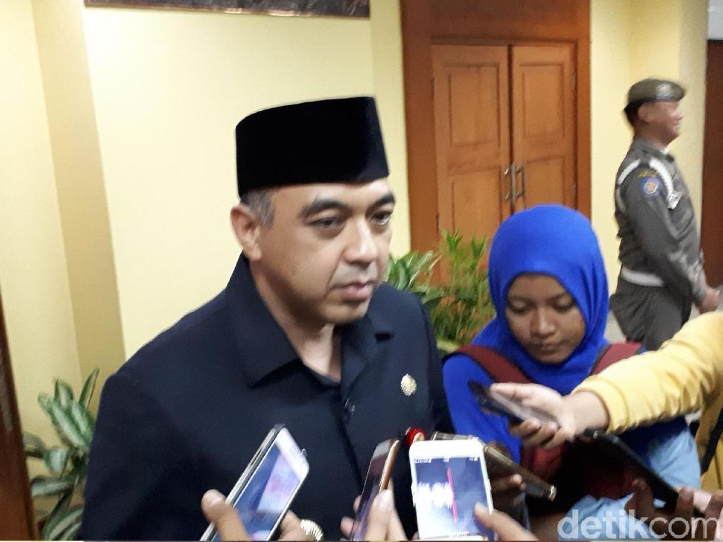Pemkab Tangerang Siapkan Layanan Surat Izin Masuk Online Selama PSBB