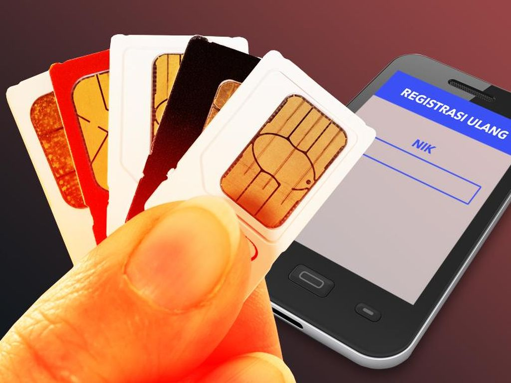 Kemendagri Tepis Isu Data NIK Bocor Lewat Registrasi Sim Card