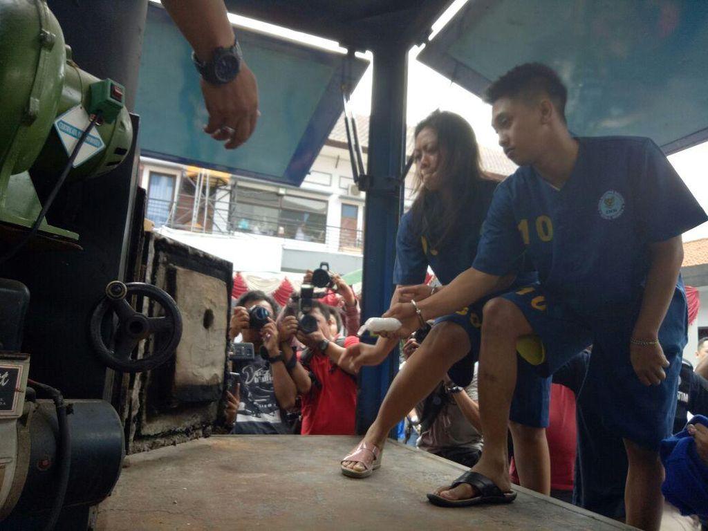 5 Budak Narkoba Telah Ditembak Mati BNNP Jatim