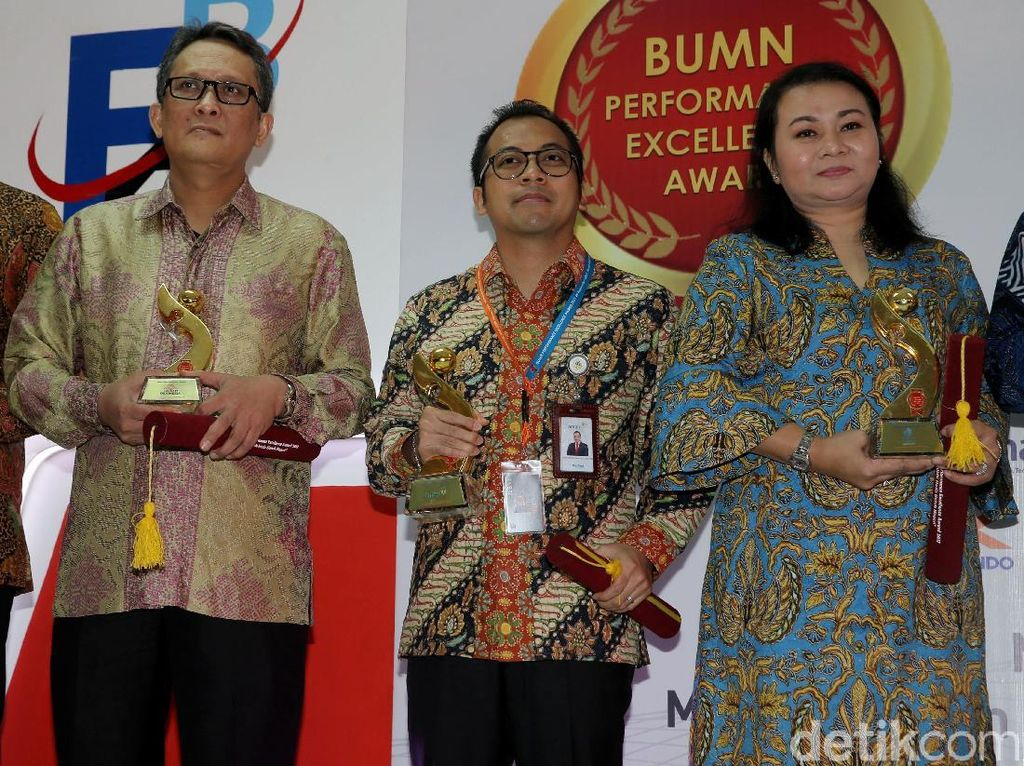 BUMN Performance Excellence Award 2017