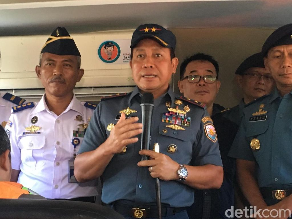 Profil Laksdya TNI Aan Kurnia yang Ditunjuk Jadi Kabakamla
