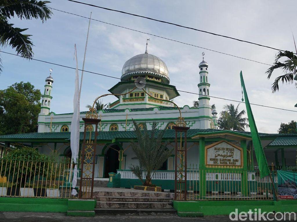 Foto: Masjid Tertua di Banda Neira