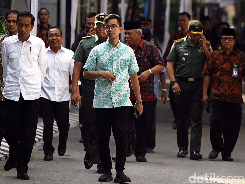 Anak-anak Jokowi dan Maruf Amin Menatap Pilkada