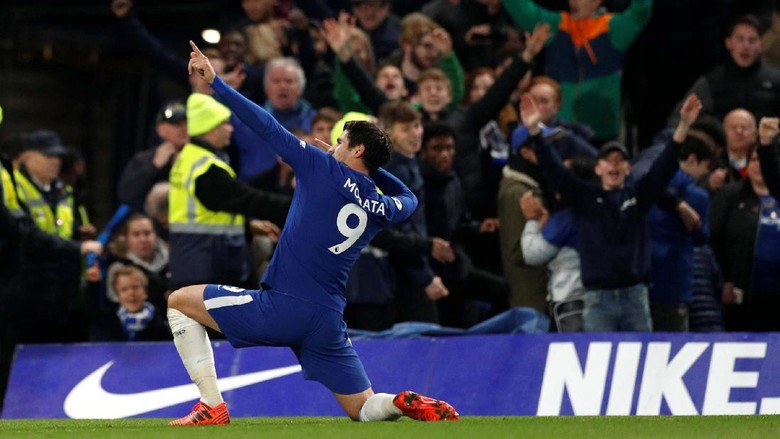 Lampard: Morata Memang Mantap