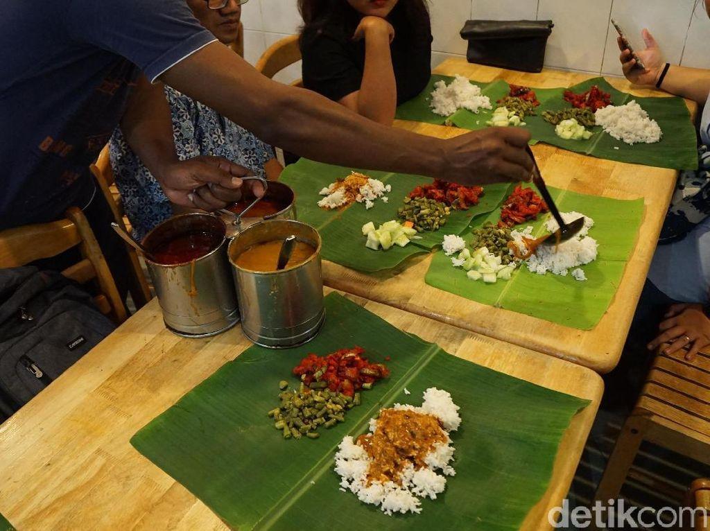 Foto: Bukan Nasi Kapau, Ini Wisata Kuliner India di Kuala Lumpur