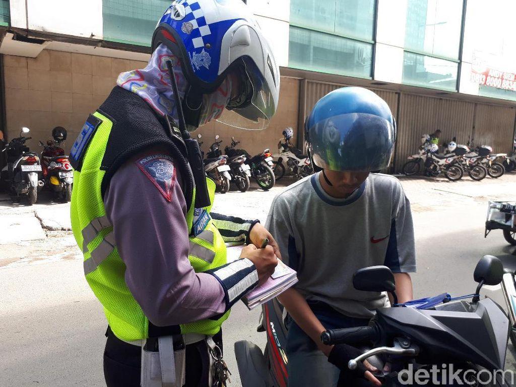 Operasi Zebra, Pembuatan SIM di Aceh Meningkat Drastis