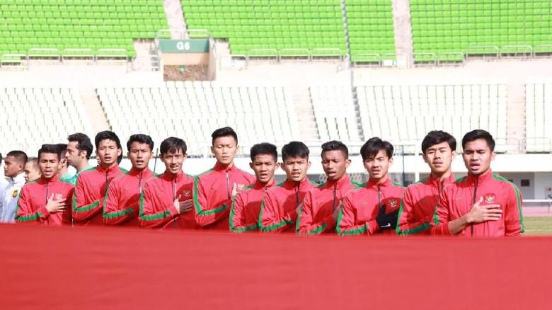 Timnas U19 Akan Introspeksi Diri agar Main Lebih Baik Lagi