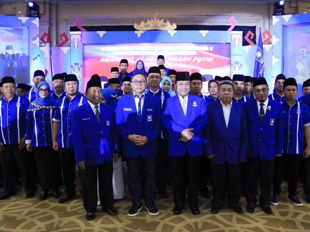 Partai Idaman Gabung ke PAN di Pemilu 2019