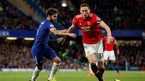 Hadiah Mourinho ke Matic Saat Melawan Chelsea