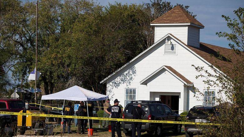 8 Korban Tewas Penembakan Gereja di Texas Teridentifikasi