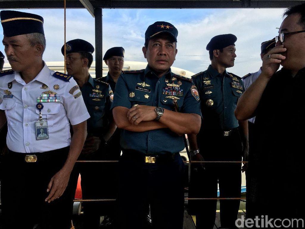 Koleksi Mobil-Motor Kepala Bakamla Baru Pilihan Jokowi