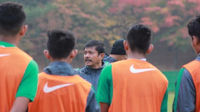 Indra Sjafri ketika masih melatih tim nasional Indonesia U-19 (Foto: dok.Humas PSSI)