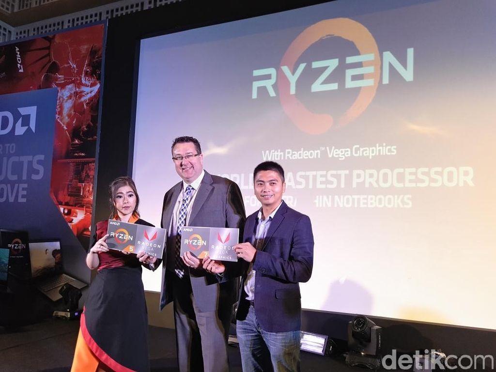 Prosesor APU Bikin AMD Gampang Cocok Sama Banyak Game