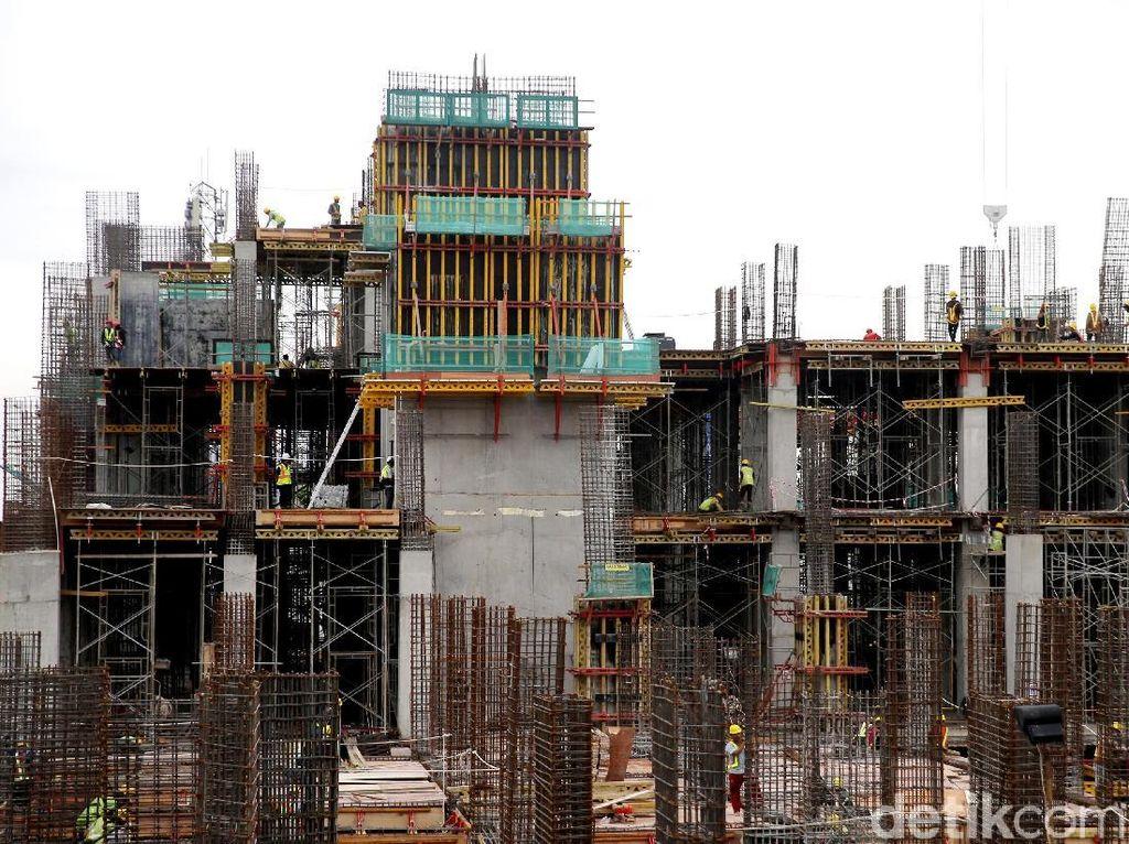 Jokowi Butuh Bantuan Swasta  Rp 1.435 T untuk Bangun Infrastruktur