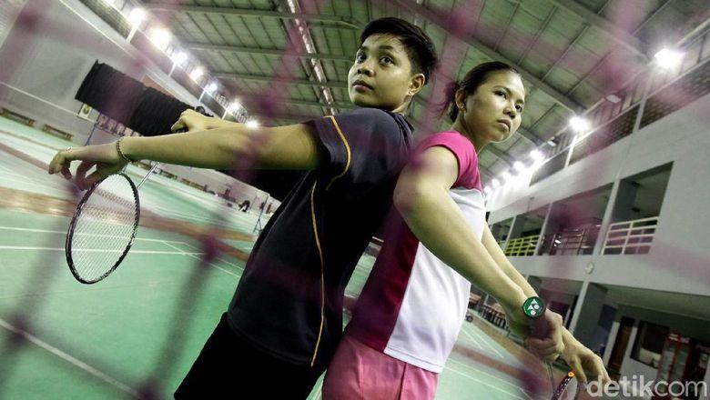 Ditargetkan Emas di Asian Games 2018, Apriyani Enjoy Saja