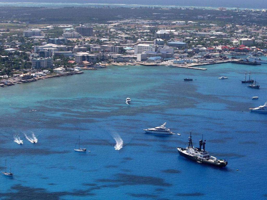 Maaf, Kepulauan Cayman Tolak Kapal Pesiar Sampai 2020 Selesai