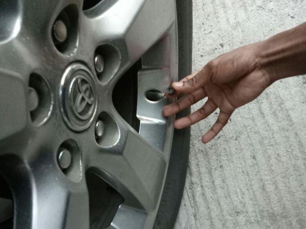 Tekanan Ban Rendah Bikin Kendaraan Boros Bensin