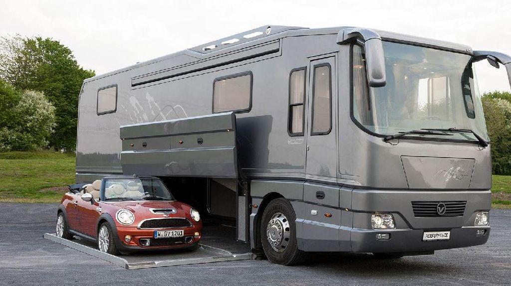 Foto: Inilah Wujud Mobil Caravan Rp 23 Miliar