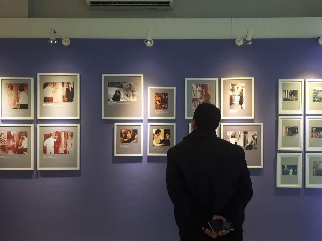 Jejak Dokumentasi Maestro Basoeki Abdullah Dipamerkan