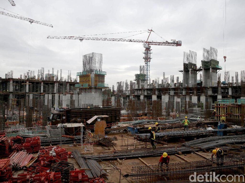 PTPP Siapkan Duit Rp 6,2 T di 2021, Mau Belanja Apa?
