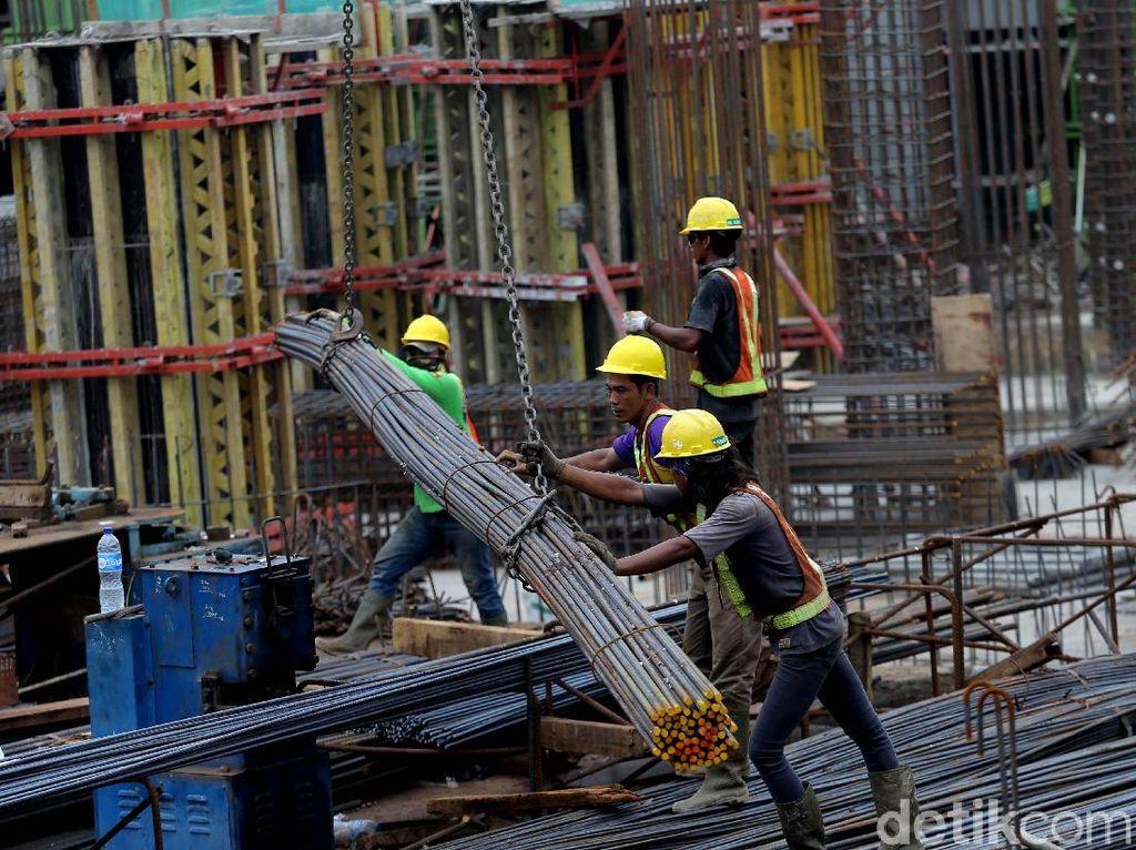 Garap Proyek Luar Negeri Pekerja WIKA Bisa Dapat Gaji Lebih Tinggi