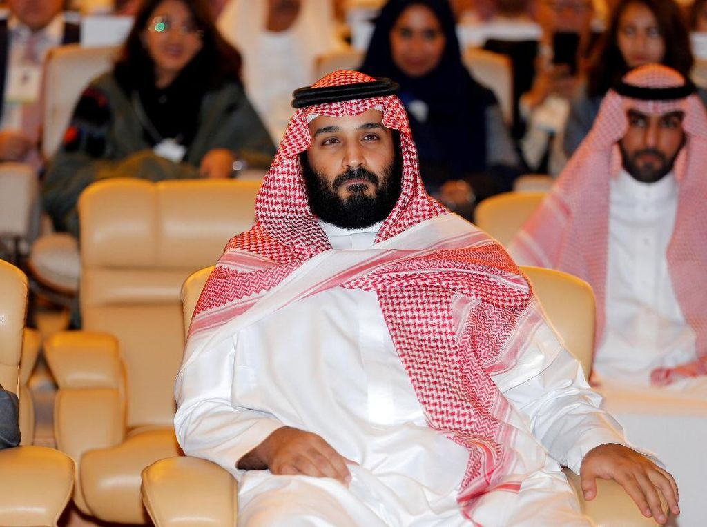 Akui Bertanggung Jawab, Putra Mahkota Saudi Tak Tahu Pembunuhan Khashoggi
