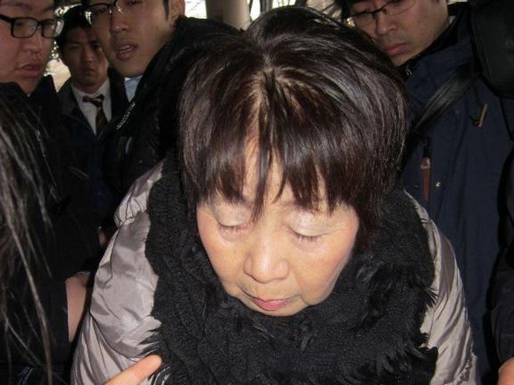 Banding Ditolak, Wanita Jepang Black Widow Tetap Dihukum Mati
