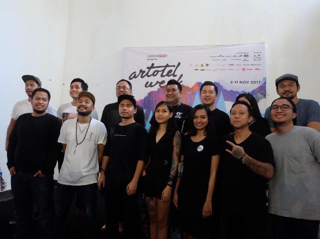 Artotel Week Gandeng 12 Seniman Muda Indonesia