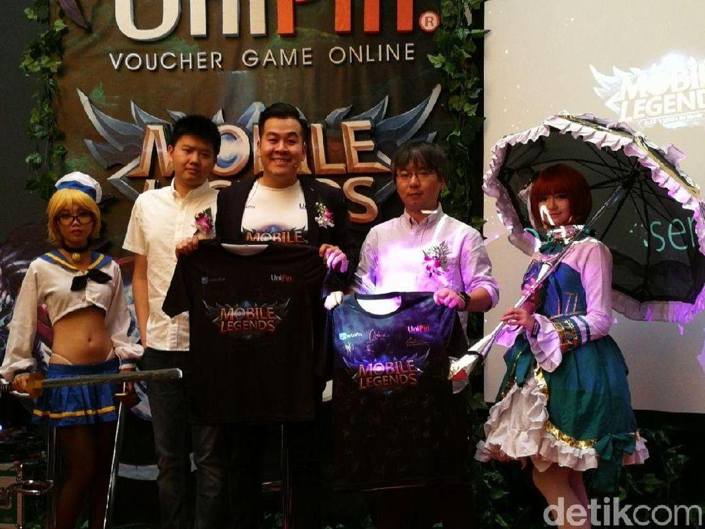 Turnamen Pandawalima Tantang Penggila Mobile Legends Unjuk Kebolehan