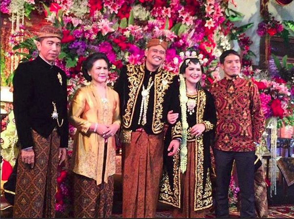 Hadiri Pernikahan Kahiyang, Desta Diminta Foto Bareng Iriana dan Jokowi