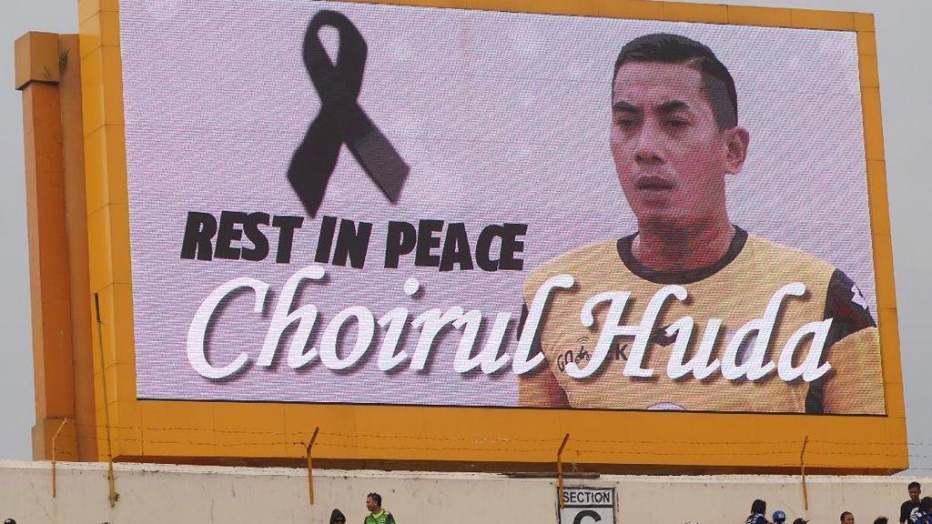 PSSI Dedikasikan Laga Indonesia vs Guyana untuk Choirul Huda