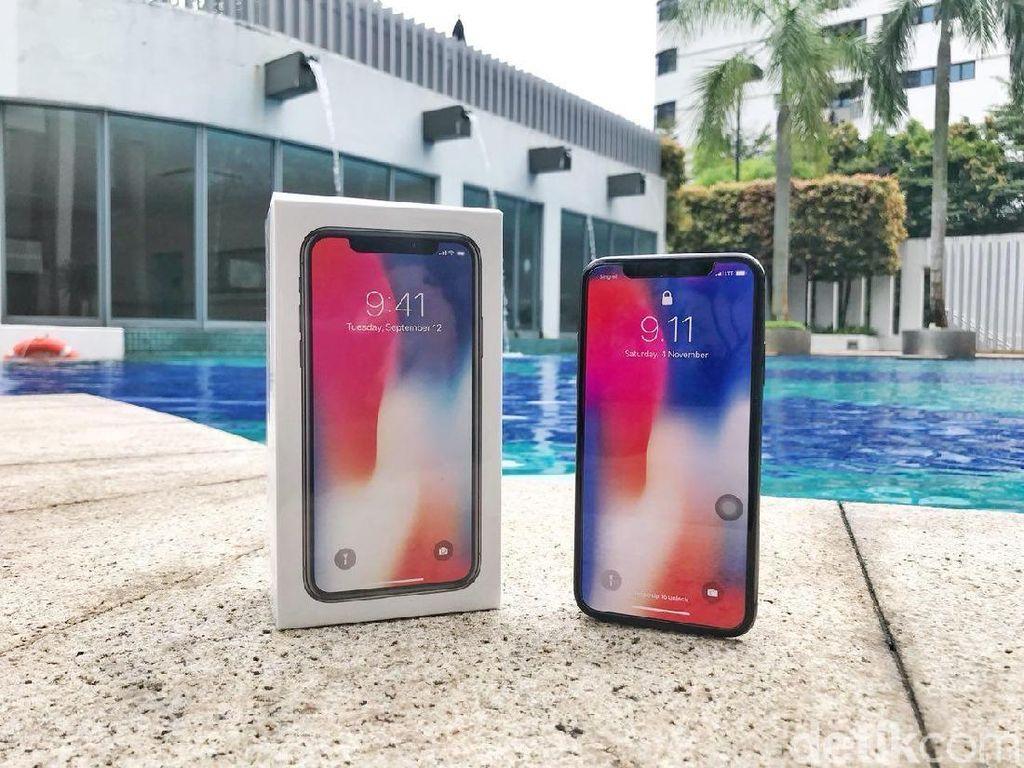 Smartfren Lepas iPhone X Rp 8 Juta, iPhone 8 Rp 3,6 Juta