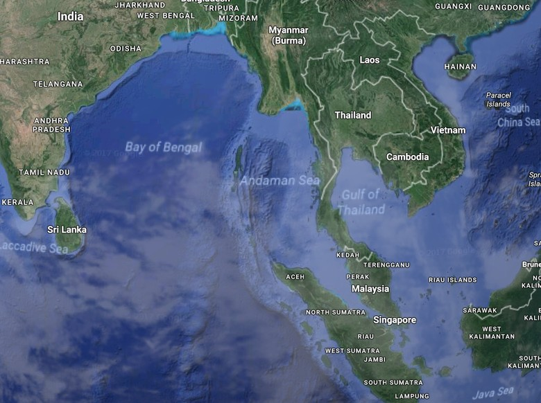 BMKG Tepis Ramalan Babu Kalayil Soal Tsunami Asia di Akhir 2017