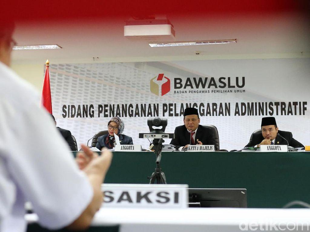 Sidang Lanjutan Sengketa Parpol yang Tidak Lolos KPU