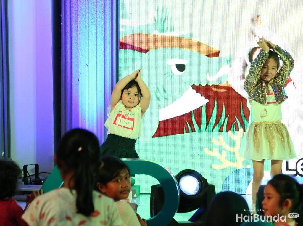 Gemasnya Saat Anak-anak Nge-dance di Panggung
