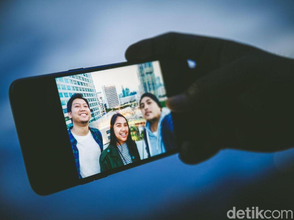Meriah! Ini Keseruan Acara Peluncuran Oppo F5 Selfie Expert