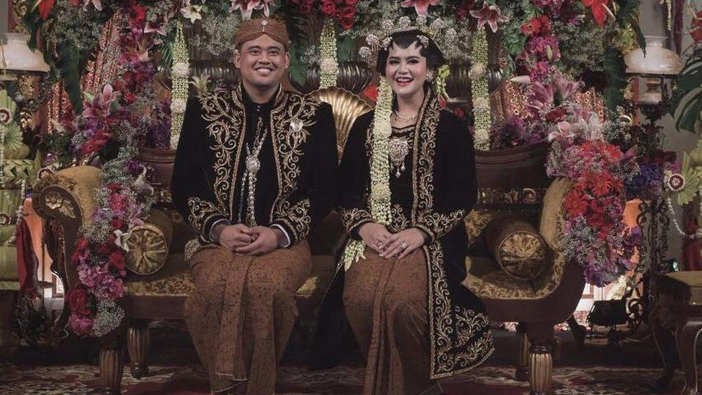 Foto: Inspirasi Dekorasi Unik dari Pernikahan Kahiyang Ayu