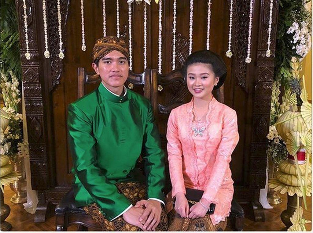 Hubungan Kaesang-Felicia Tambah Contoh Keberagaman Keluarga Jokowi
